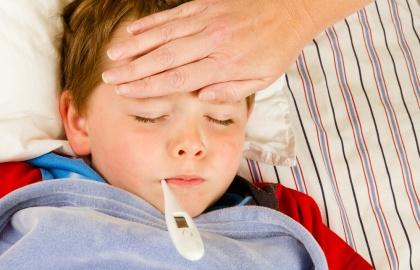 חום בילדים והטיפול הטבעי / מיכל אברמוב גדז'